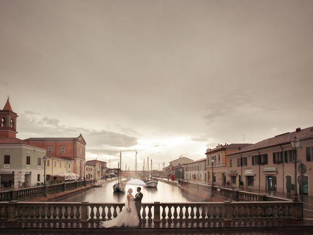 Il matrimonio di Emanuele e Frida a Cesenatico, Forlì-Cesena 48
