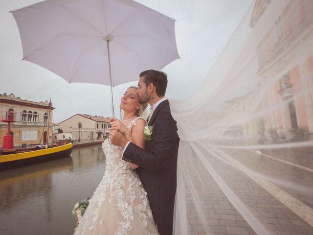 Il matrimonio di Emanuele e Frida a Cesenatico, Forlì-Cesena 49