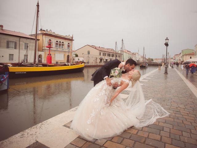 Il matrimonio di Emanuele e Frida a Cesenatico, Forlì-Cesena 50
