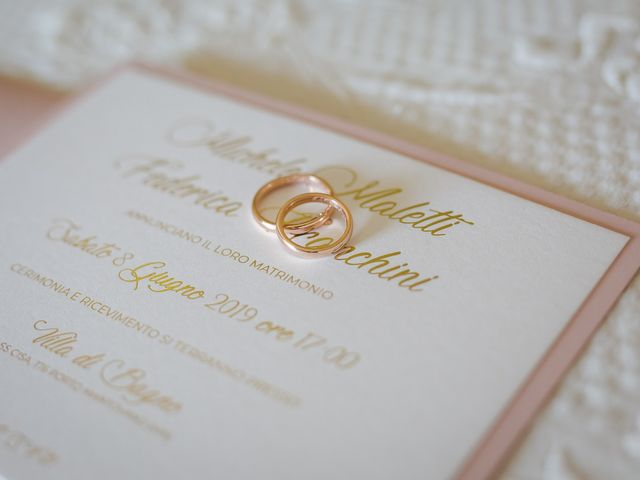 Il matrimonio di Michele e Federica a Porto Mantovano, Mantova 1