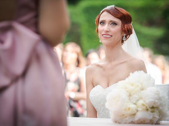 Il matrimonio di Michele e Federica a Porto Mantovano, Mantova 20