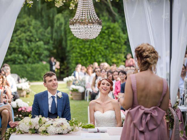 Il matrimonio di Michele e Federica a Porto Mantovano, Mantova 21