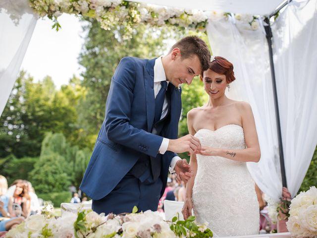Il matrimonio di Michele e Federica a Porto Mantovano, Mantova 22