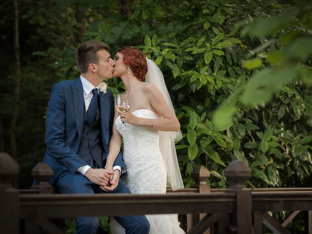 Il matrimonio di Michele e Federica a Porto Mantovano, Mantova 29