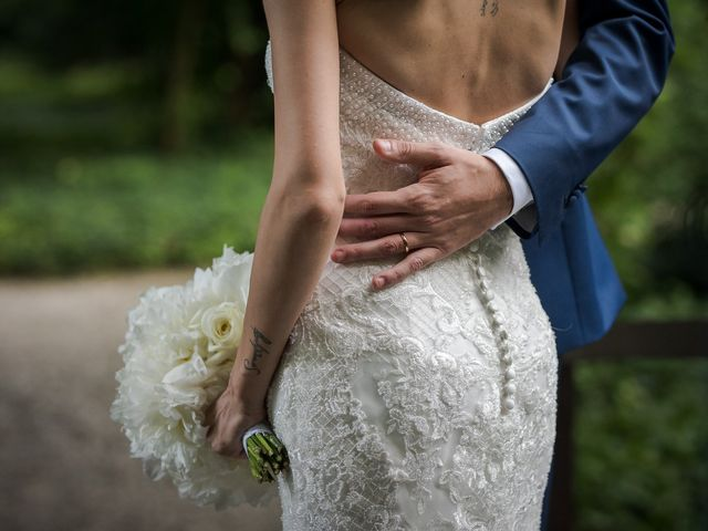 Il matrimonio di Michele e Federica a Porto Mantovano, Mantova 33