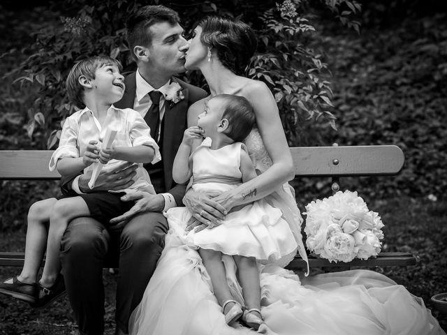 Il matrimonio di Michele e Federica a Porto Mantovano, Mantova 35