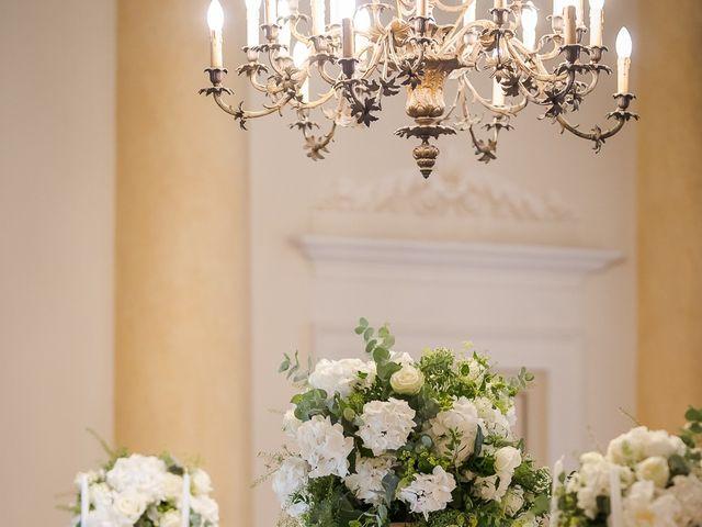 Il matrimonio di Michele e Federica a Porto Mantovano, Mantova 45