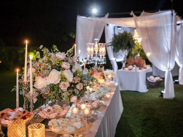 Il matrimonio di Michele e Federica a Porto Mantovano, Mantova 55