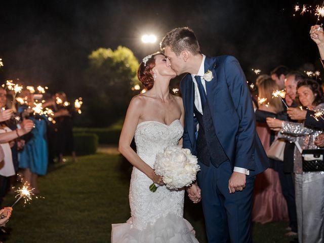 Il matrimonio di Michele e Federica a Porto Mantovano, Mantova 61