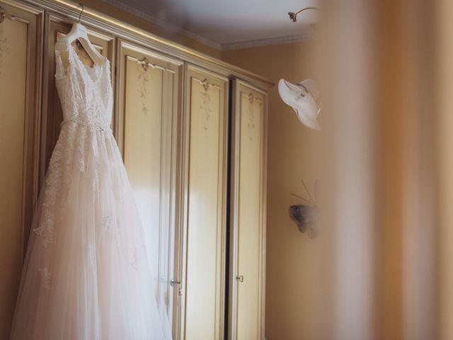 Il matrimonio di Cristian e Genny a Bevilacqua, Verona 3