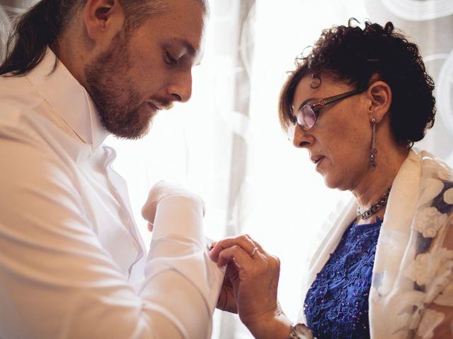 Il matrimonio di Cristian e Genny a Bevilacqua, Verona 5