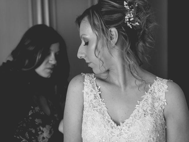 Il matrimonio di Cristian e Genny a Bevilacqua, Verona 15
