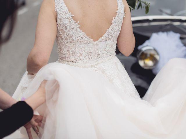 Il matrimonio di Cristian e Genny a Bevilacqua, Verona 22