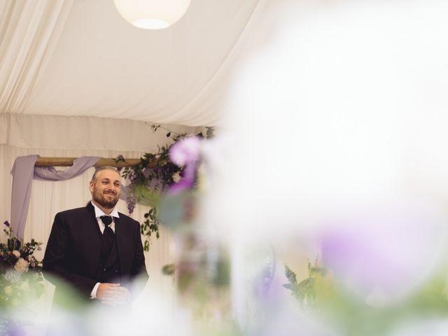 Il matrimonio di Cristian e Genny a Bevilacqua, Verona 27