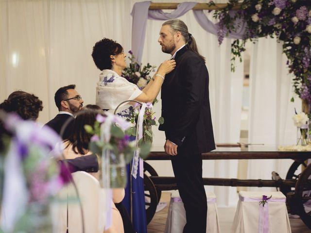 Il matrimonio di Cristian e Genny a Bevilacqua, Verona 28