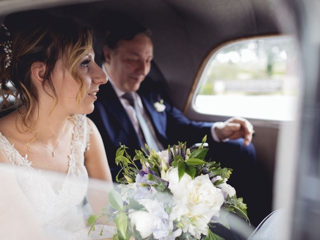 Il matrimonio di Cristian e Genny a Bevilacqua, Verona 30