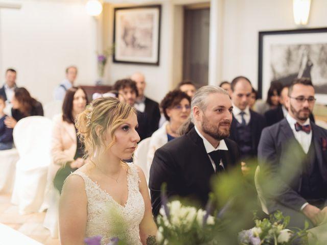 Il matrimonio di Cristian e Genny a Bevilacqua, Verona 34