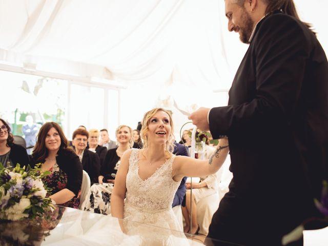 Il matrimonio di Cristian e Genny a Bevilacqua, Verona 38