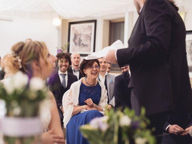 Il matrimonio di Cristian e Genny a Bevilacqua, Verona 39