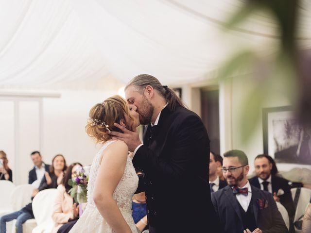 Il matrimonio di Cristian e Genny a Bevilacqua, Verona 43