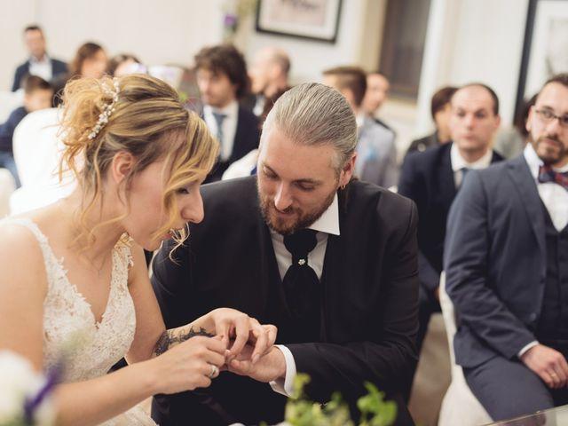 Il matrimonio di Cristian e Genny a Bevilacqua, Verona 44