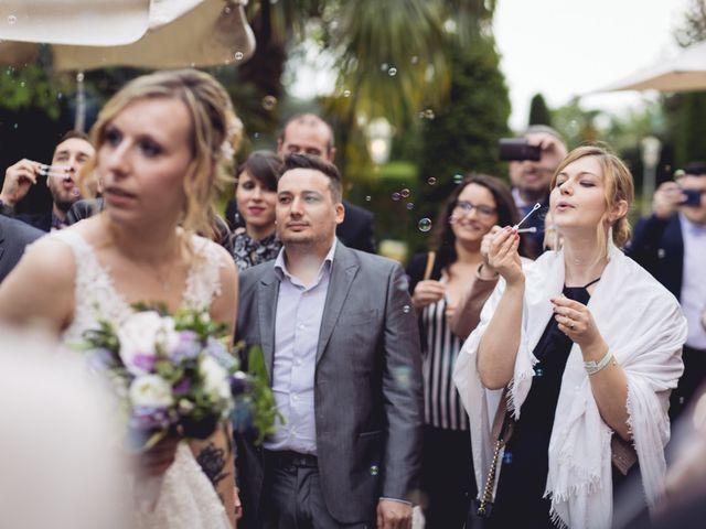 Il matrimonio di Cristian e Genny a Bevilacqua, Verona 50