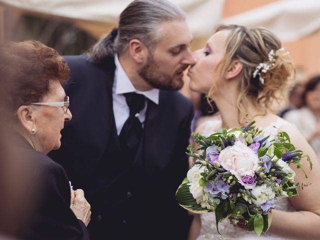 Il matrimonio di Cristian e Genny a Bevilacqua, Verona 1