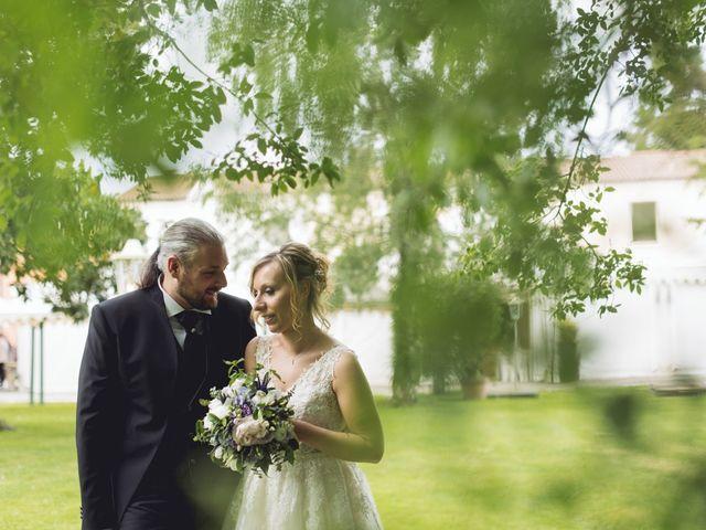 Il matrimonio di Cristian e Genny a Bevilacqua, Verona 53