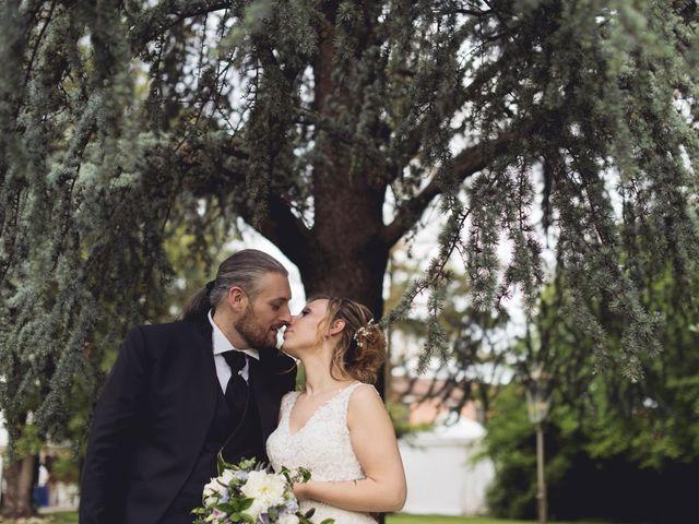 Il matrimonio di Cristian e Genny a Bevilacqua, Verona 2