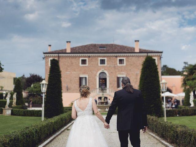 Il matrimonio di Cristian e Genny a Bevilacqua, Verona 57