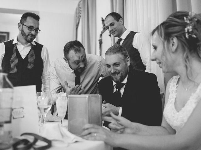 Il matrimonio di Cristian e Genny a Bevilacqua, Verona 70