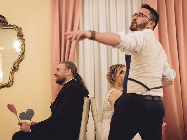 Il matrimonio di Cristian e Genny a Bevilacqua, Verona 76