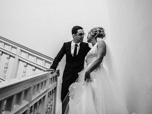 Le nozze di Louise e Illan