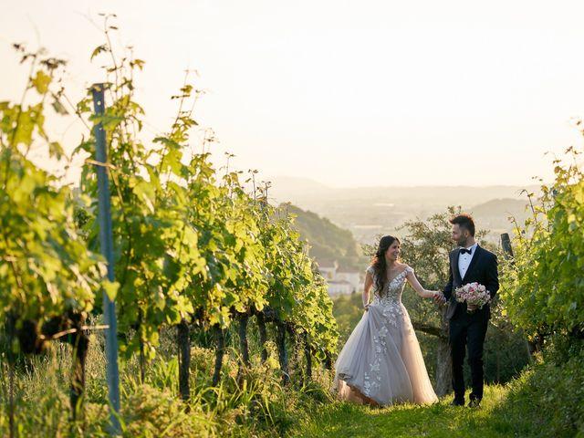 Le nozze di Gaia e Claudio