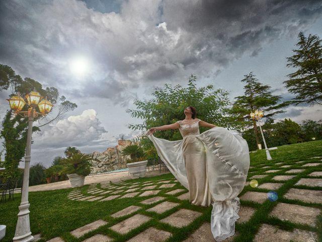 Il matrimonio di Michele e Cinzia a Gravina in Puglia, Bari 25