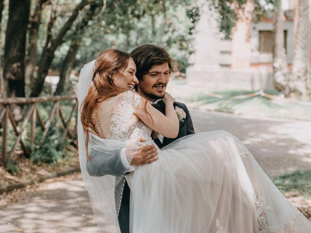 Le nozze di Jane e Fabrizio