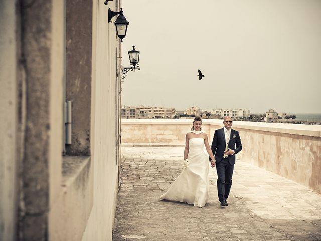 Il matrimonio di Stefano e Olimpia a Otranto, Lecce 2