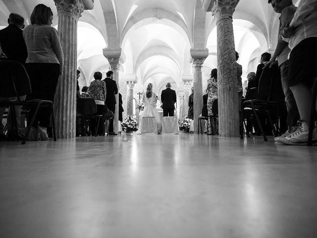 Il matrimonio di Stefano e Olimpia a Otranto, Lecce 12