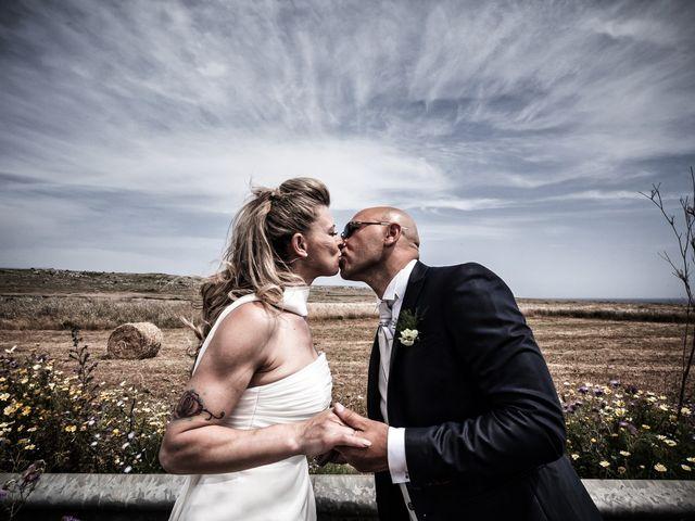 Il matrimonio di Stefano e Olimpia a Otranto, Lecce 15
