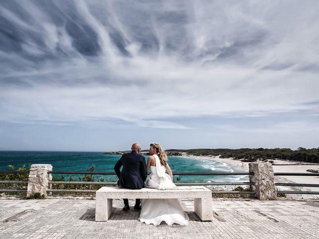 Il matrimonio di Stefano e Olimpia a Otranto, Lecce 16
