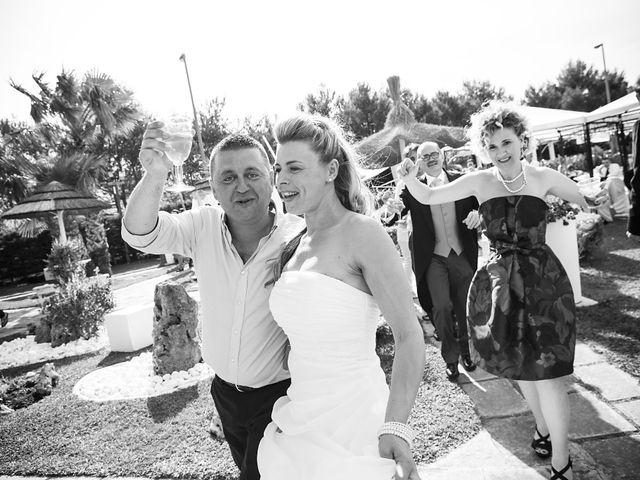 Il matrimonio di Stefano e Olimpia a Otranto, Lecce 19