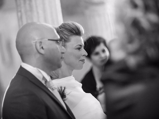 Il matrimonio di Stefano e Olimpia a Otranto, Lecce 34