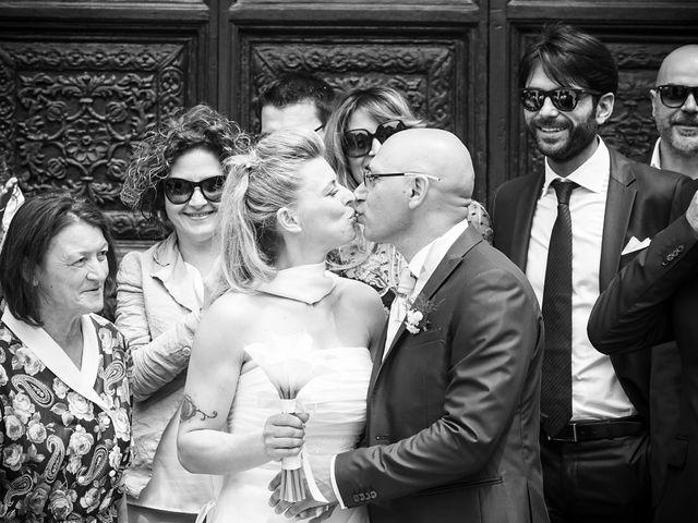 Il matrimonio di Stefano e Olimpia a Otranto, Lecce 37