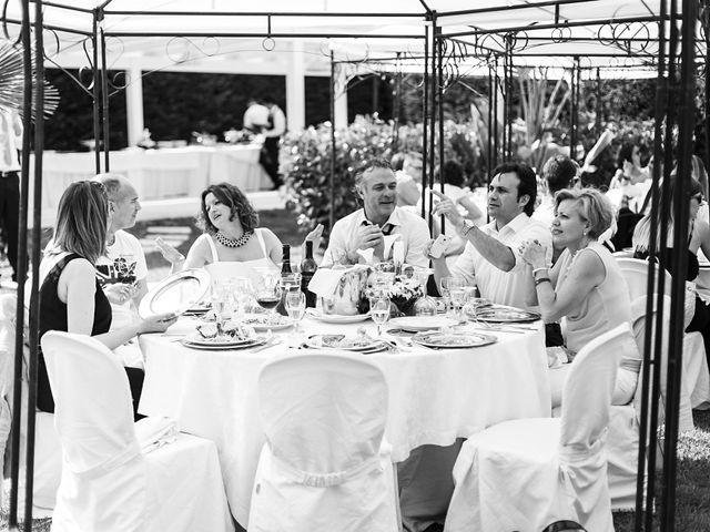 Il matrimonio di Stefano e Olimpia a Otranto, Lecce 41