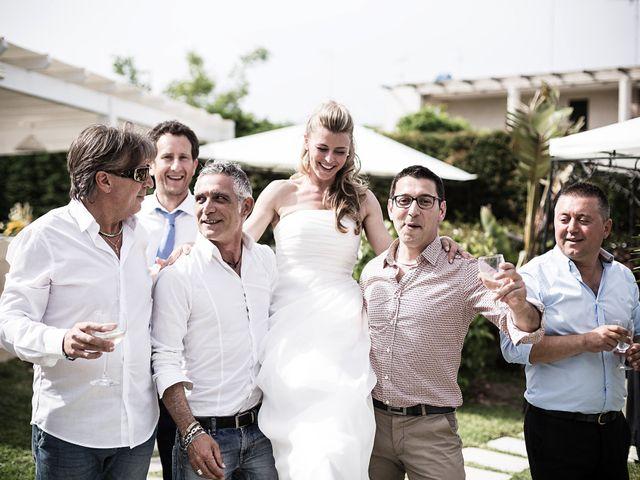 Il matrimonio di Stefano e Olimpia a Otranto, Lecce 43