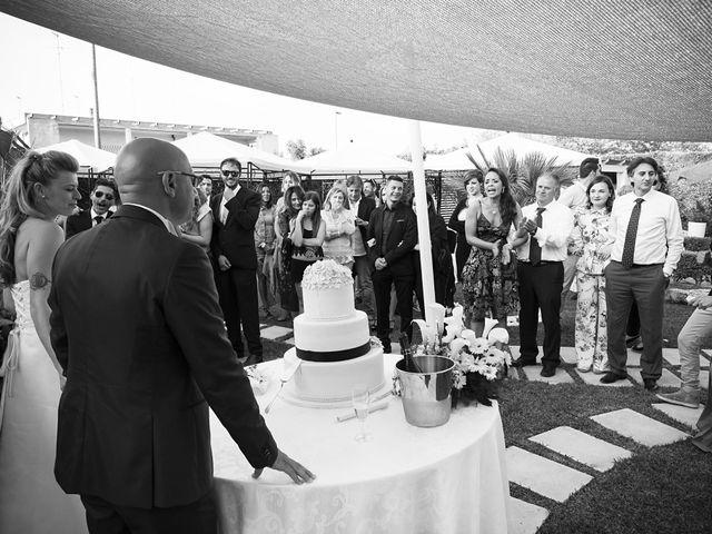Il matrimonio di Stefano e Olimpia a Otranto, Lecce 47