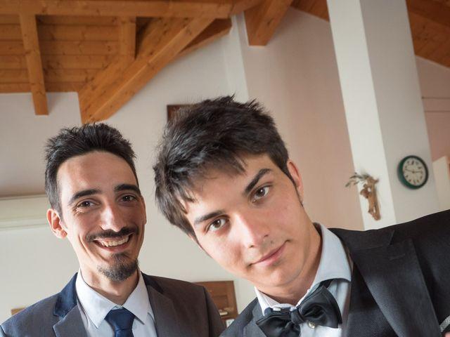 Il matrimonio di Michele e Giulia a Mariano Comense, Como 5