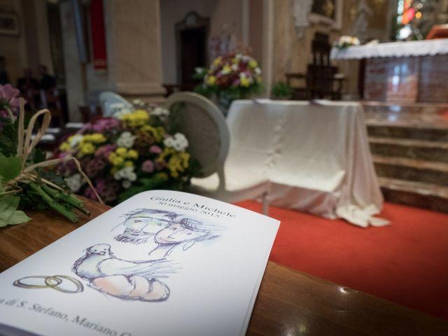 Il matrimonio di Michele e Giulia a Mariano Comense, Como 8