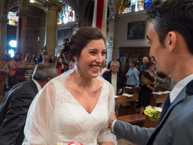 Il matrimonio di Michele e Giulia a Mariano Comense, Como 9