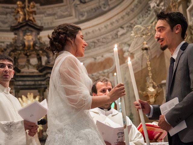 Il matrimonio di Michele e Giulia a Mariano Comense, Como 11
